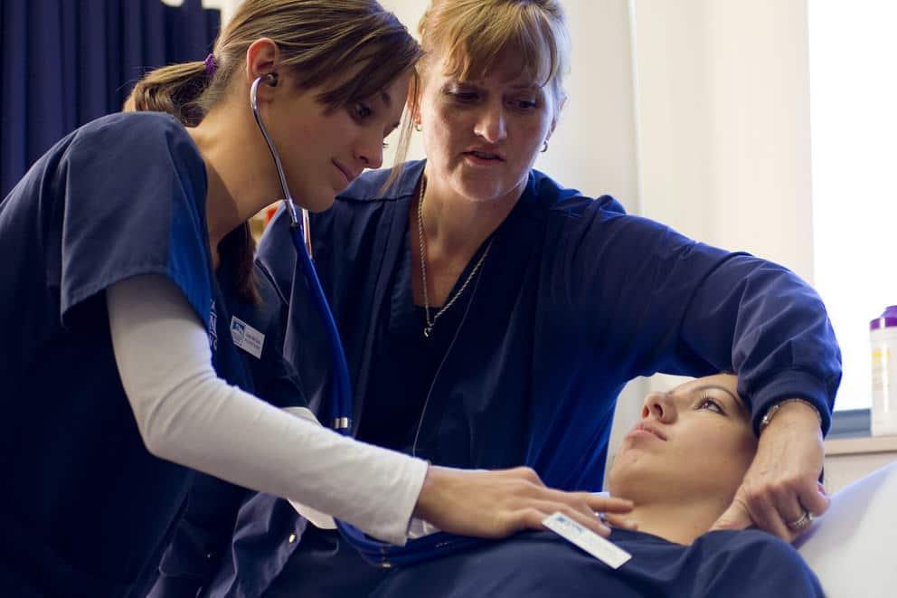 best university to study nursing